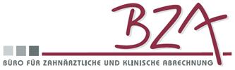 BZA – Büro für zahnärztliche und klinische Abrechnung